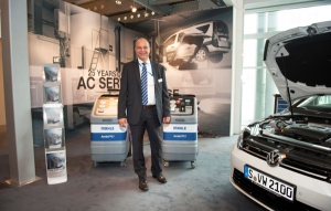 Automechanika Frankfurt 2014 Exclusive Overview: an Interview with MAHLE Representative