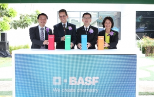 BASF opens new coatings technical competence center to support automotive customers in ASEAN