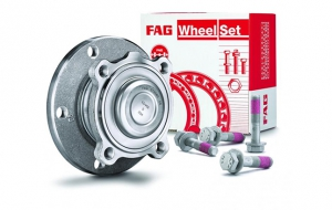 FAG adds to wheel bearing range