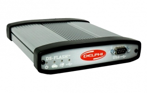 Delphi launches DS-Flash Pass-Thru package with ECU re-programming