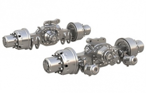Meritor launches P600 series Heavy-Haul planetary axles
