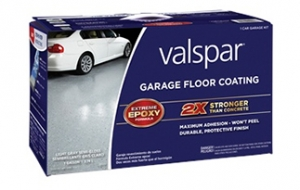 Renew shop floors with Valspar coating kits