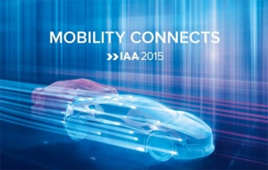 International Motor Show Cars (IAA) 2015