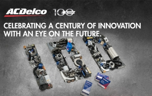 ACDelco Celebrates Its 100th Birthday