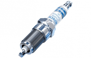 Bosch introduces fine wire double platinum spark plug