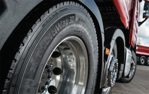 Michelin expands regional commercial tyre accidental damage guarantee