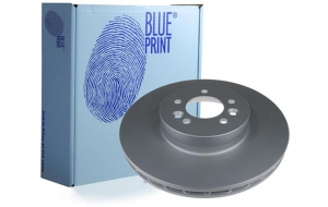 High carbon brake disc from Blue Print