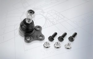 MEYLE-HD ball joints – designed to make Renault vans tougher