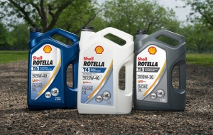 Shell Debuts Oils Formulated for API CK-4 and FA-4 Categories