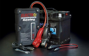 New Electrostart Batteryless Power Starter from Sealey
