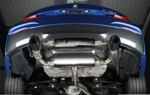 Milltek launches new BMW M235i (F22) performance exhaust system