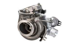 BorgWarner introduces gasoline VTG turbocharger for the mass market