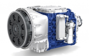 The first dual clutch transmission for trucks (video)