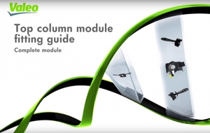Valeo unveils top column fitting video tutorials