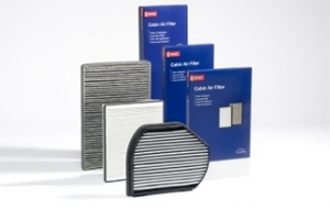 Expanded coverage in DENSO 2014 first time fit cabin air filters catalog