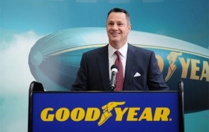 Goodyear adds a development center in China