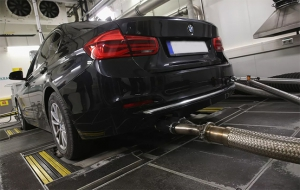 'Real life' emissions tests to be introduced next year