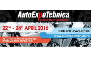 The 5th edition of AUTOEXPOTEHNICA