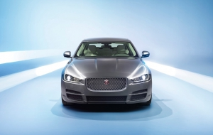 Tenneco provides innovative lightweight suspension parts on the new compact Jaguar XE sports sedan
