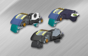 Meritor expanding air disc brake product line