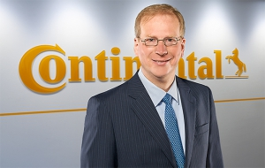 Continental appoints new truck tyre OE head