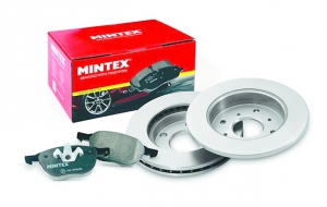 New to range Mercedes and Audi pads from Mintex