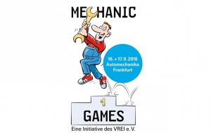 Automechanika Frankfurt launches the Mechanic Games