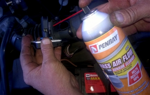 Penray Introduces Plastic-Friendly MAF Sensor Cleaner