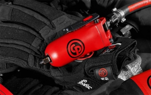 Chicago Pneumatic unveils light ultra-compact butterfly impact wrench