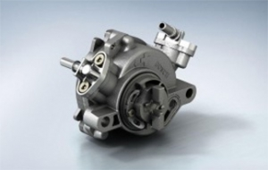 Bosch improves the mechanical vacuum pump down to the smallest detail
