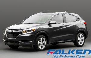 Falken Ecorun an option for Honda's new HR-V