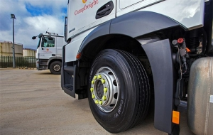 Campfreight chooses Continental