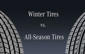 Winter or all-season tyres?