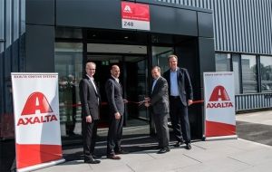 Axalta opens expanded European Technology Centre