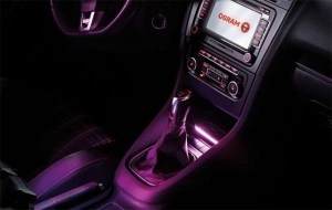 OSRAM LEDambient - stylish interior lighting for your car