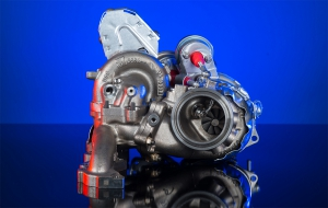 BorgWarner supplies Optimized R2S® Turbocharging Technology for the VAG's new high-performance diesel engine
