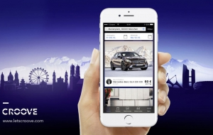 Mercedes-Benz launches Croove, a peer-to-peer carsharing service
