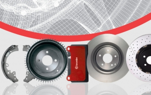 Brembo friction catalogue 2016