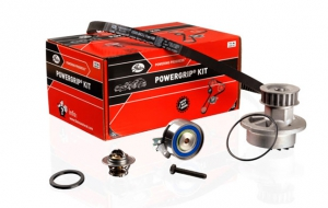 Gates unveils PowerGrip® Timing Belt Kit Plus ABDS Water Pump