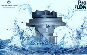 Pro Flow water pumps guarantee OE quality for the aftermarket industry