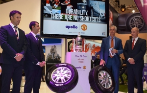 Apollo Tyres launches range for growing LCV segment