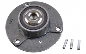 SKF offers new wheel hub solution for Mercedes Smart Car