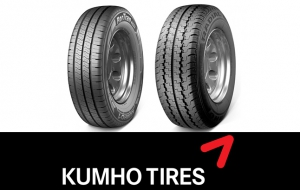 New Kumho Portran KC53 van tyre to replace Radial 857 in new sizes