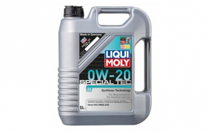 New Volvo Spec Approved Oil