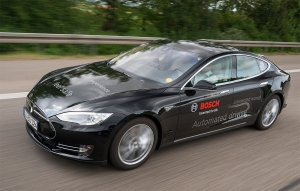 Bosch joins Ko-HAF automated driving
