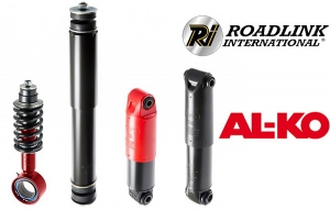 Roadlink International offers three-year warranty on AL-KO shock absorbers