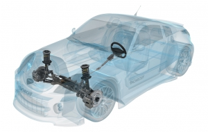 Tenneco joins EU project to develop innovative Integrated Active Chassis Control Systems