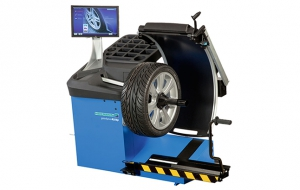 Hofmann Adds geodyna 8250p Wheel Balancer
