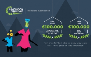 Valeo unveils Innovation Challenge finalists
