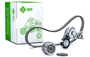 Schaeffler introduces new complete kit solutions from INA